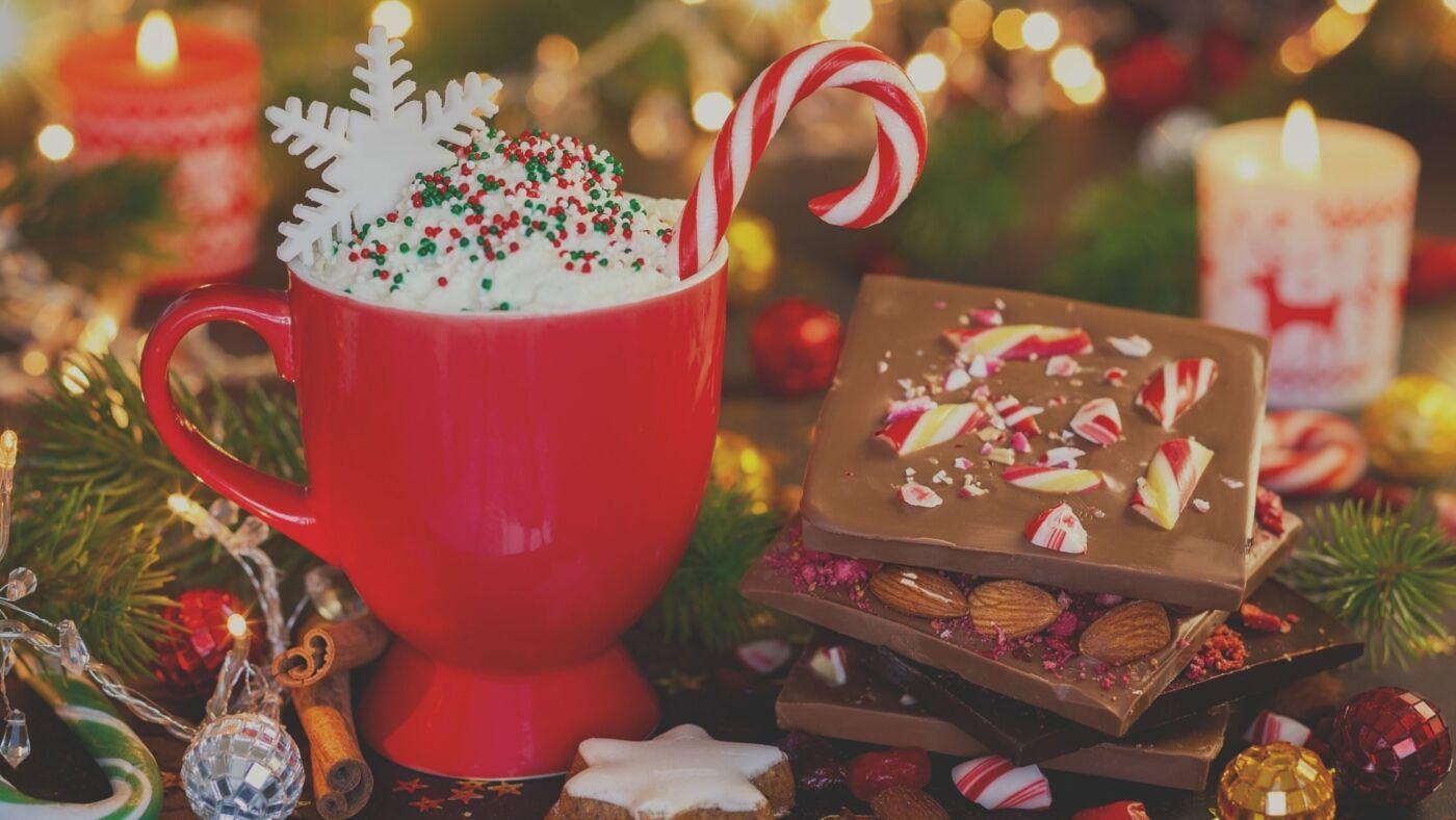 Christmas snacking