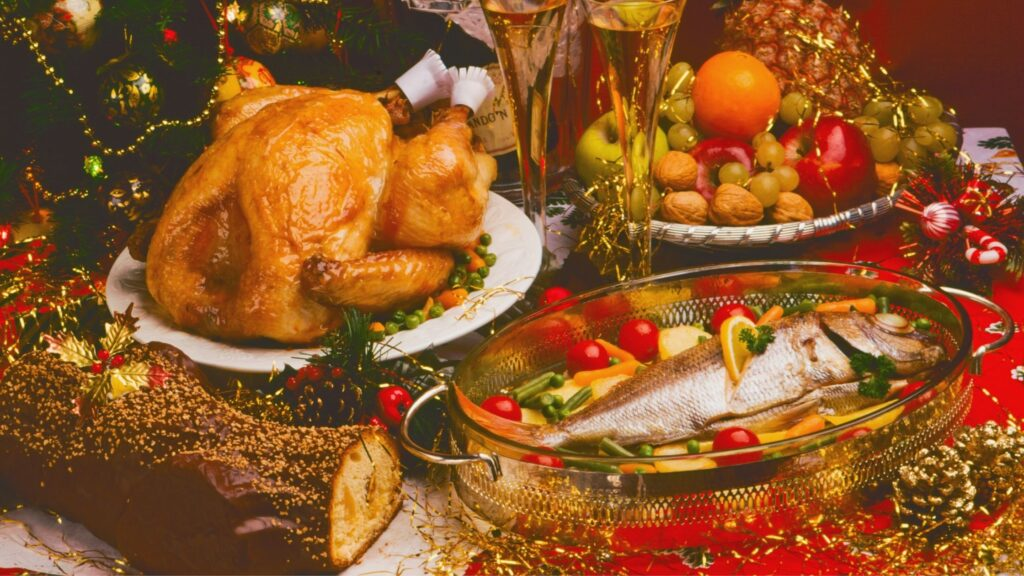 stop yourself from overeating this Christmas