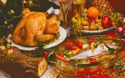 How to stop yourself from overeating this Christmas